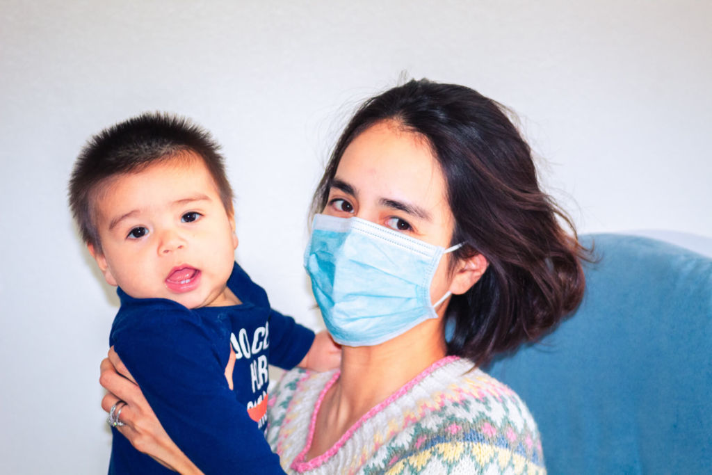 , The stress of giving birth under lockdown, LBF Medical Supplies